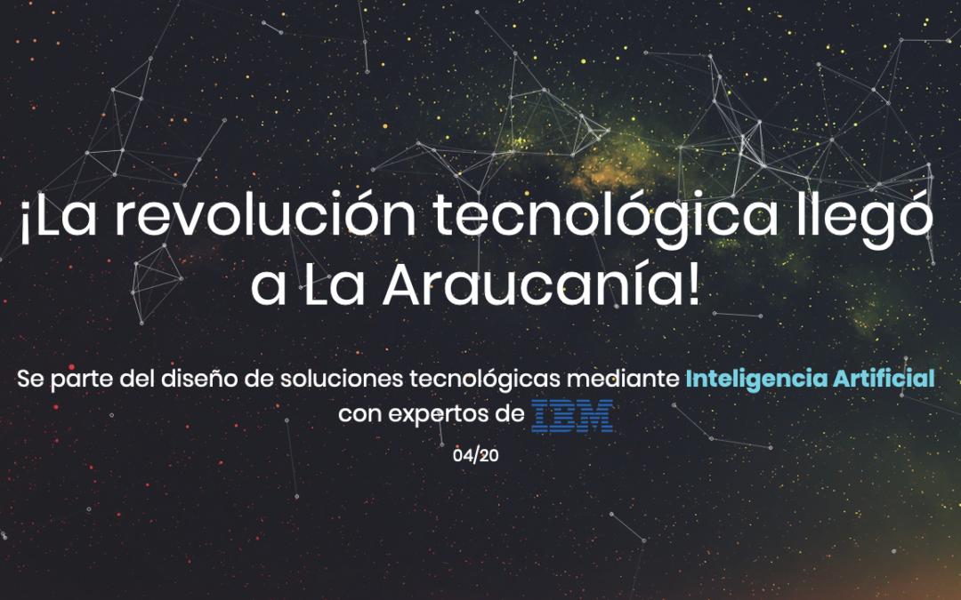 Empresas de La Araucanía aprenden a implementar soluciones con Inteligencia Artificial (I.A.)