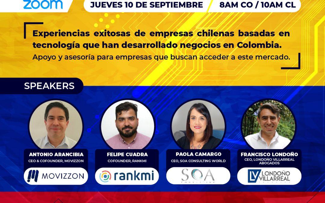 Cómo hacer negocios con Colombia - Afiche