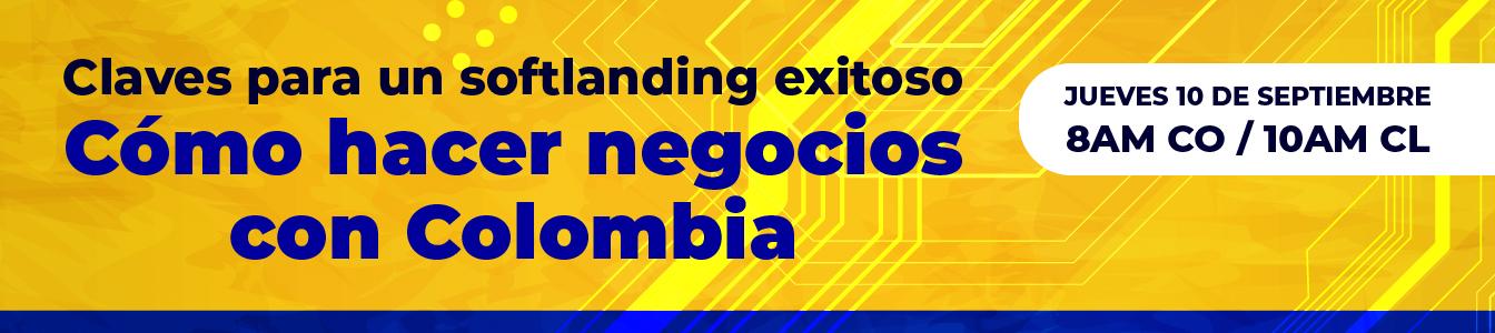 Cómo hacer negocios con Colombia - título