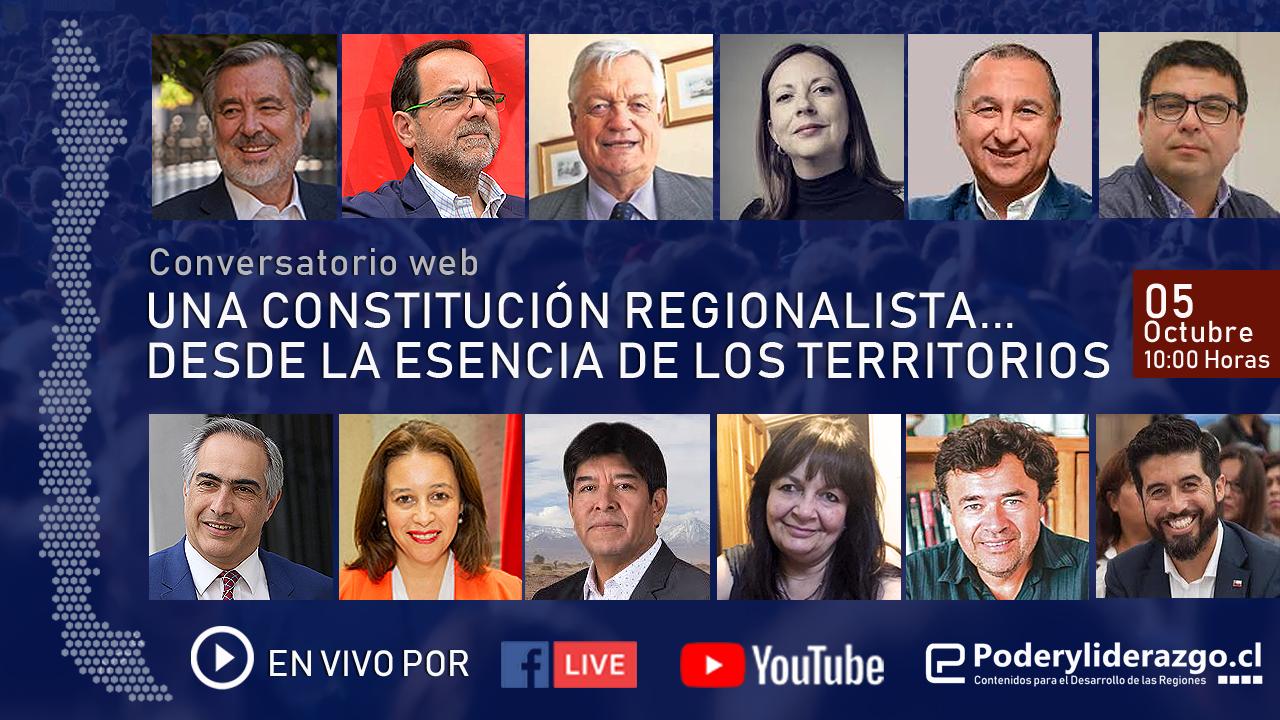 Conversatorio - Constitución Regionalista