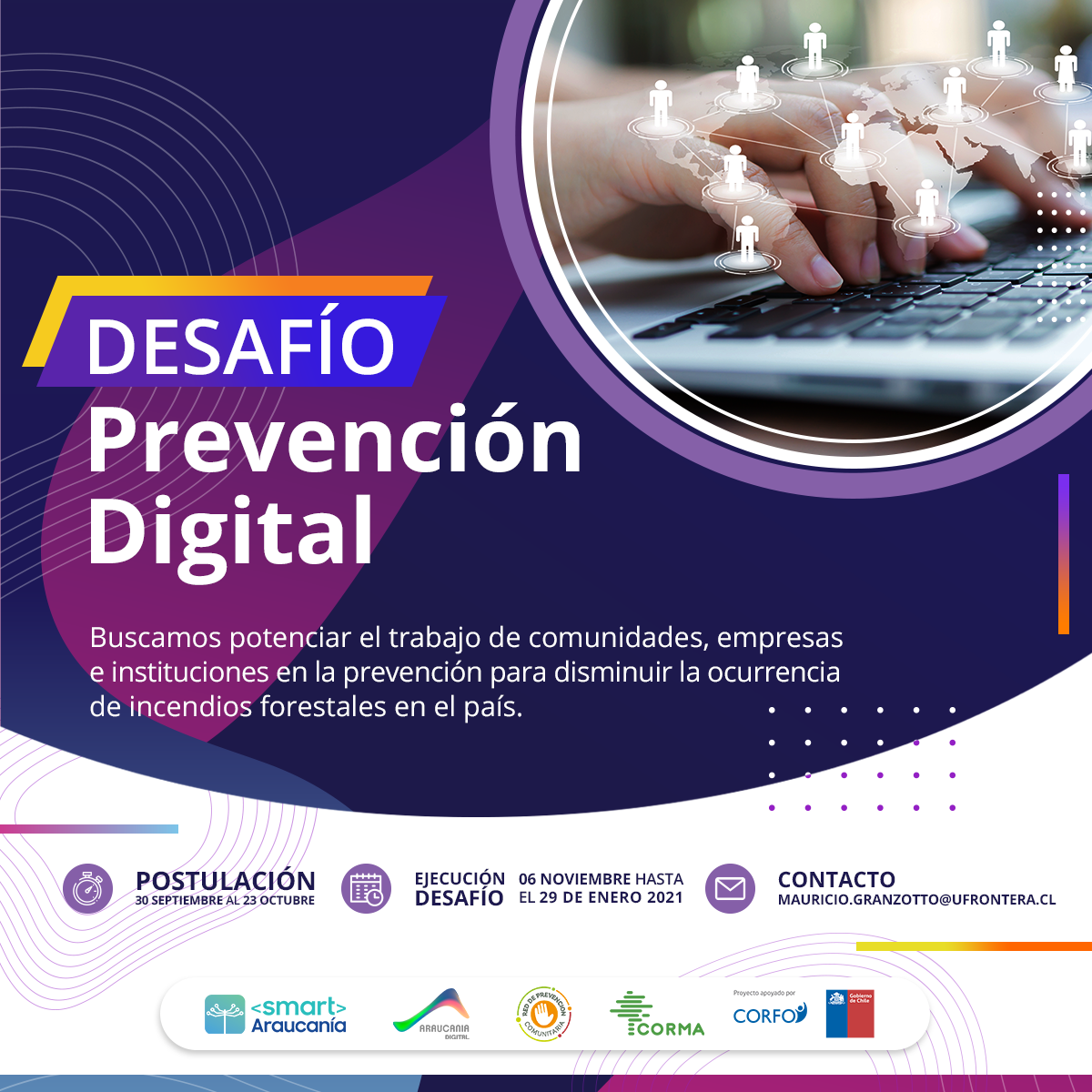 Desafío Prevención Digital