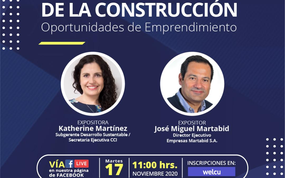 Lanzaron torneo «Desafio de la Construcción» con atractivos premios para emprendedores
