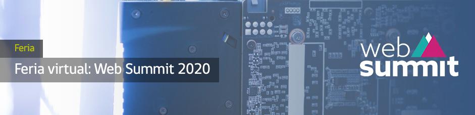 Feria virtual - Web Summit 2020