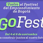GoFest - III Festival del emprendimiento de Bogotá - Edición Virtual