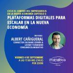 Plataformas digitales para escalar en la nueva economía