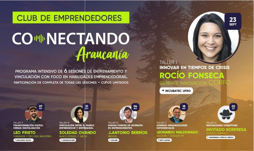 Programa Entrenamiento Club Emprendedores - 23 de Septiembre