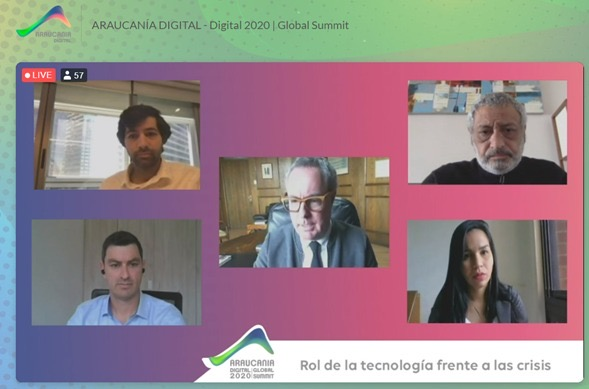 Segunda Global Summit de Araucanía digital