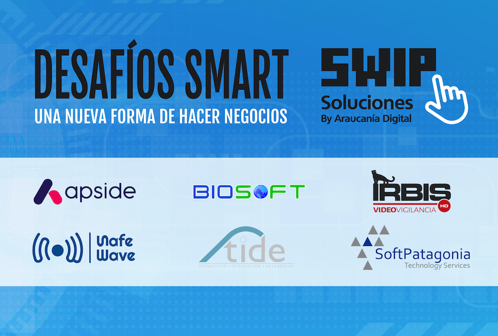 Swip Up-Desafíos Smart