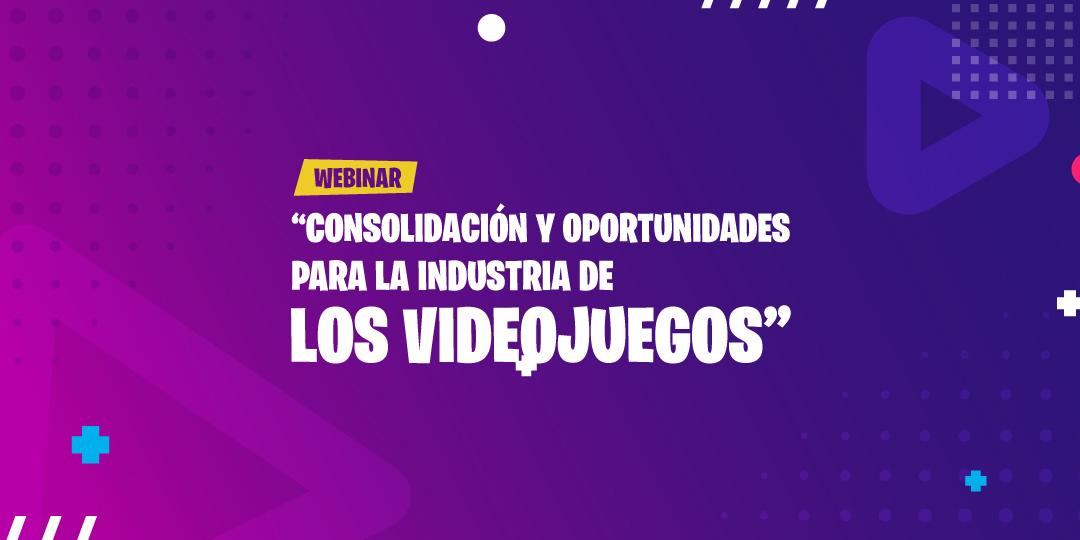 Webinar Videojuegos blog