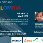 Webinar de Internacionalización - Colombia