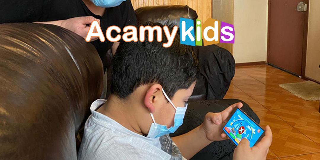 AcamyKids: La App Para Niños Que Se Implementó En Escuelas Municipales Vulnerables De Temuco