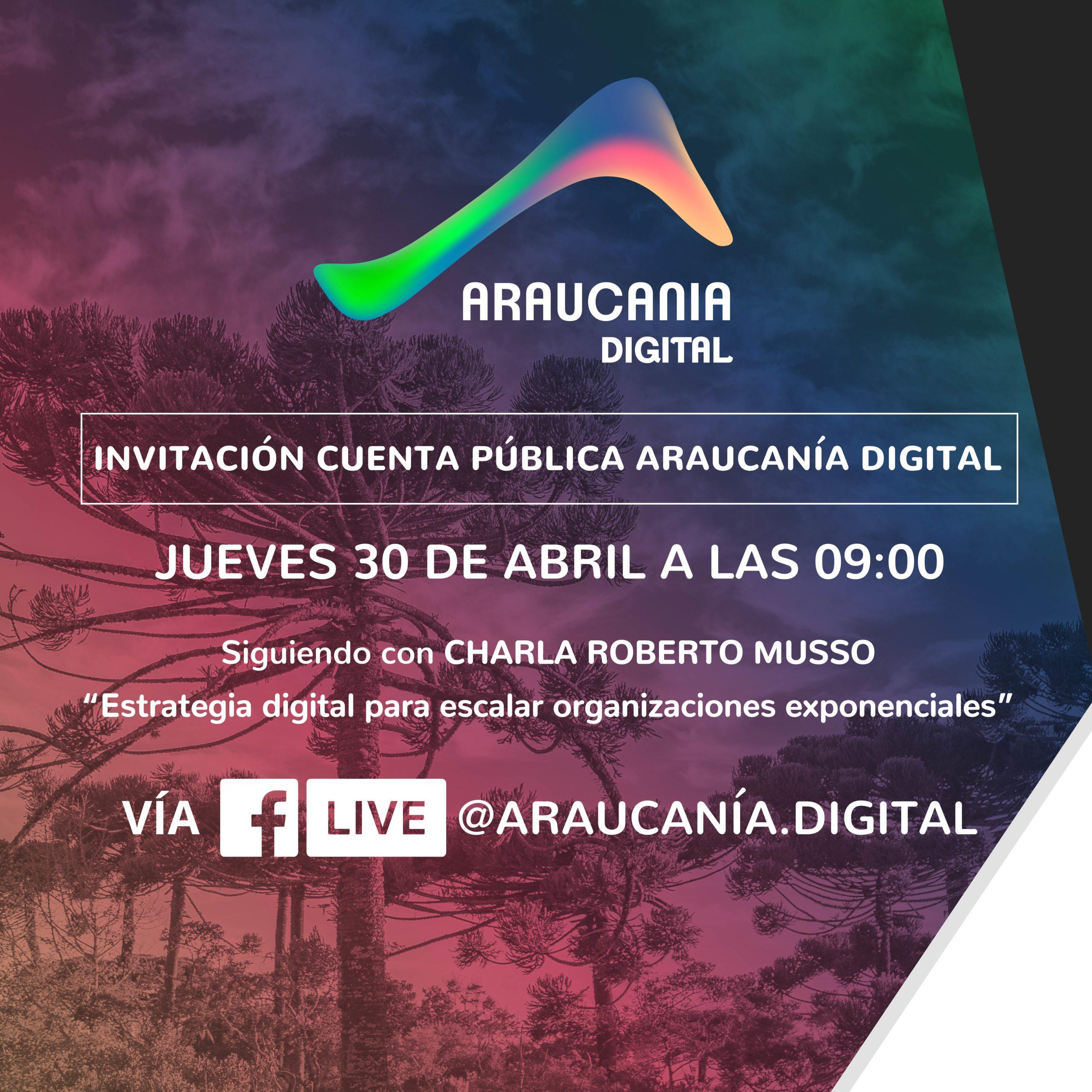 Araucanía Digital realiza su primer consejo ampliado del 2020
