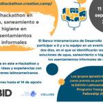 e-Hackathon BID flyer